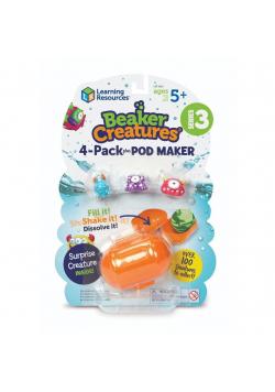 Beakers Creatures. Laboratorium Kosmitów