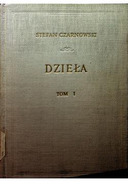 Czarnowski dzieła tom 1