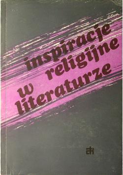 Inspiracje religijne w literaturze