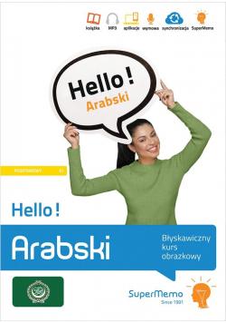 Hello! Arabski. Błyskawiczny kurs obrazkowy A1