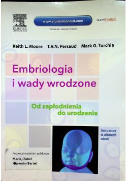 Embriologia i wady wrodzone Od zapłodnienia do urodzenia