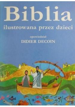 Biblia ilustrowana przez dzieci