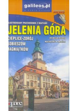 Przewodnik ilustrowany z mapami - Jelenia Góra w.5