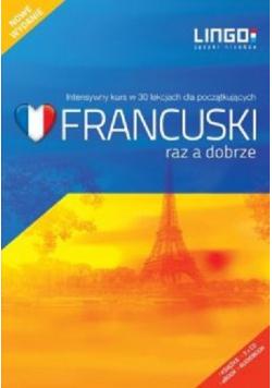 Francuski raz a dobrze plus  CD