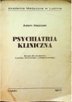Psychiatria kliniczna