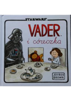 Star Wars Vader i córeczka