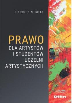 Prawo dla artystów i studentów uczelni artystycz.