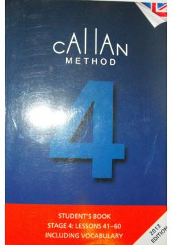 Callan method 4