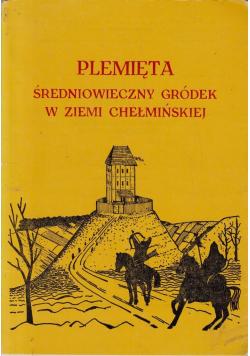 Plemięta Średniowieczny gródek w ziemi Chełmińskiej