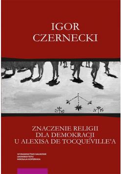 Znaczenie religii dla demokracji u Alexisa de Tocqueville'a