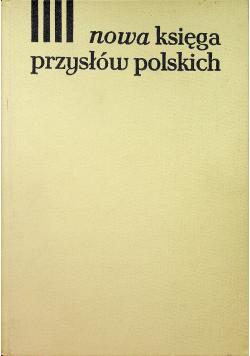 Nowa księga przysłów polskich