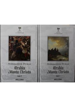 Hrabia Monte Christo Tom 1 i 2 NOWE