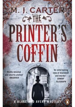 Printers coffin