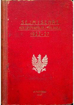 Sejm i Senat 1923 r.