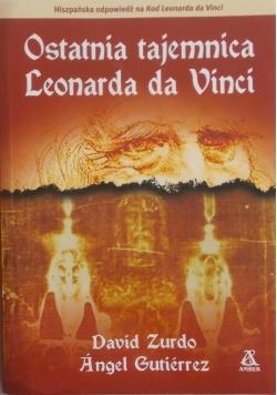 Ostatnia tajemnica Leonarda da Vinci