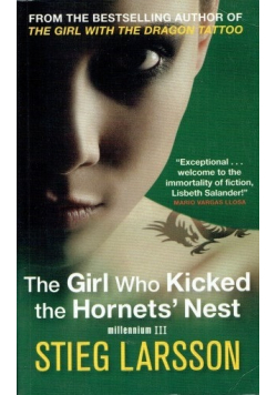 Girl Who Kicked the Hornets Nest