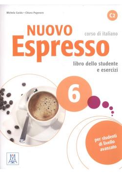 Nuovo Espresso 6 libro dello studente e esercizi+ CD
