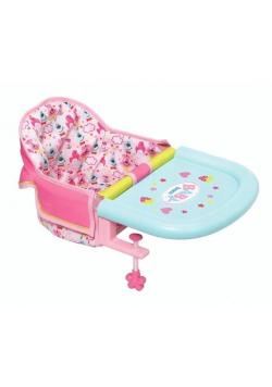 Baby born - Krzesełko do karmienia przy stole