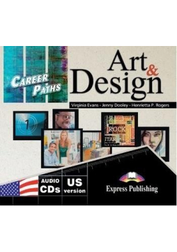 Career Paths: Art & Desing CD