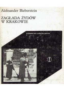 Zagłada Żydów w Krakowie