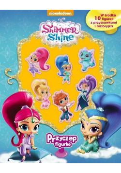 Shimmer & Shine. Przyczep figurkę