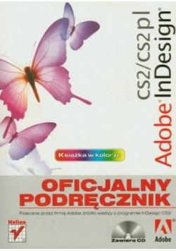 Adobe InDesign CS2 CS2 PL Oficjalny podręcznik
