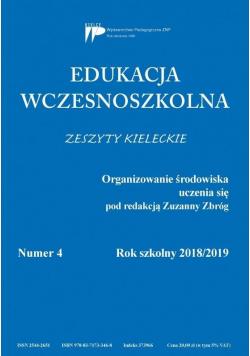 Edukacja wczesnoszkolna nr 4 2018/2019