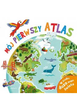 Mój pierwszy atlas NOWA