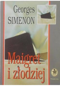 Maigret i złodziej