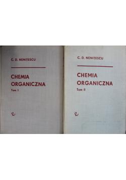 Chemia nieorganiczna Tom I i II