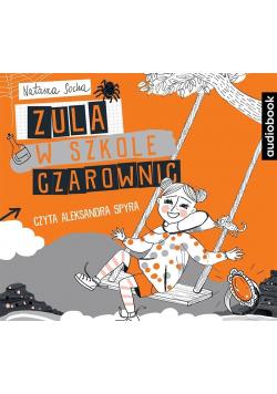 Zula w szkole czarownic audiobook