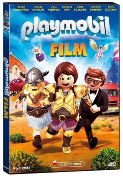 Playmobil. Film DVD
