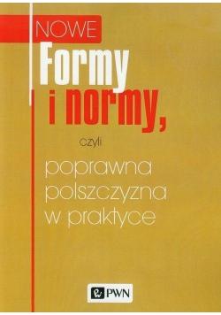 Formy i normy, czyli poprawna polszczyzna...