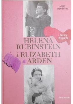 Helena Rubinstein i Elizabeth Arden Barwy wojenne