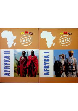 ABC świat afryka tom od 1 do 2
