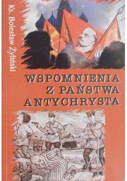 Wspomnienia z państwa Antychrysta
