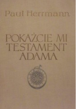 Pokażcie mi Testament Adama