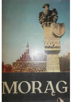 Morąg z dziejów miast i powiatu