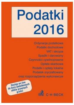Podatki 2016