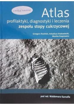 Atlas profilaktyki diagnostyki i leczenia stopy cukrzycowej