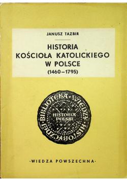 Historia kościoła Katolickiego w Polsce