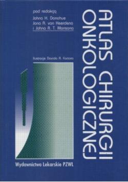Atlas chirurgii onkologicznej