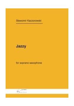 Jazzy na saksofon sopranowy