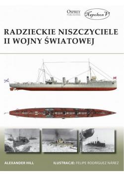 Radzieckie niszczyciele II wojny światowej