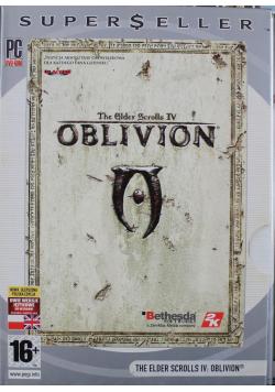 The Elder Scrolls IV Oblivion płyta DVD