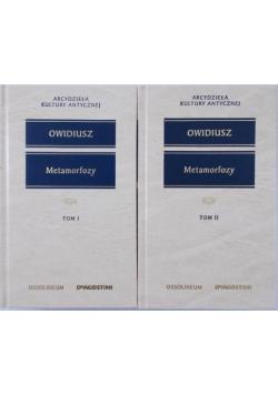 Metamorfozy Tom I i II