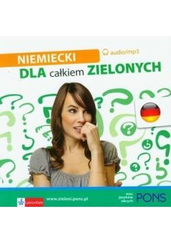 Niemiecki dla całkiem zielonych plus 2 płyty CD