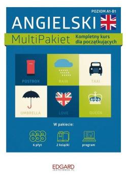 Angielski MultiPakiet Kompletny kurs dla początkujących Poziom A1 B1