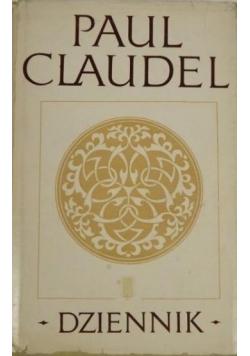 Claudel Dziennik 1904 1955
