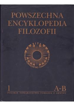 Powszechna Encyklopedia Filozofii Tom 1